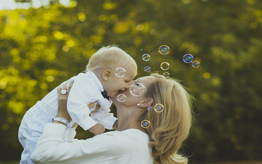 El mundo emocional en el embarazo y los primeros años de vida de tu bebe