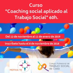 Coaching social aplicado al trabajo social