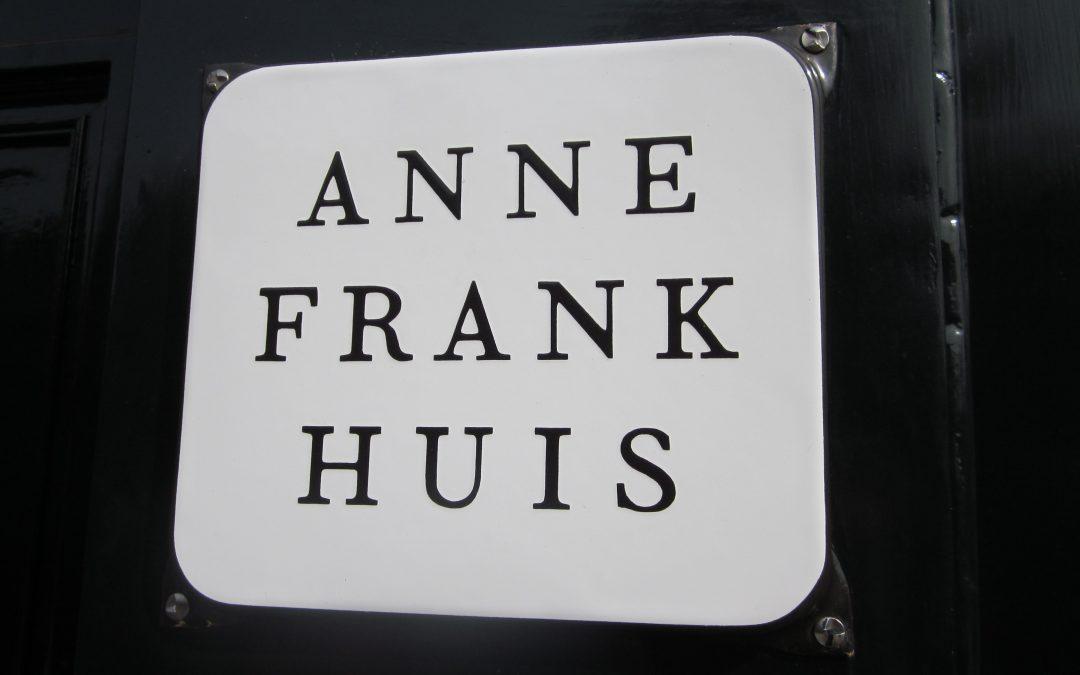 Algunas de las maravillosas frases de Anna Frank