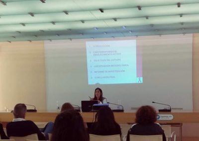 Primer premio científico Colegio de Trabajo social Cádiz