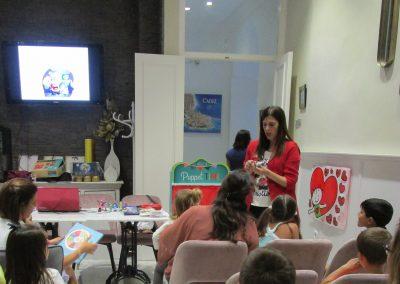 Motiva-te: Galeria-Blog-Talleres Infantiles y familiares sobre Inteligencia emocional