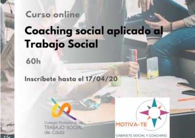 Motiva-te:Evento-Curso online de trabajo social
