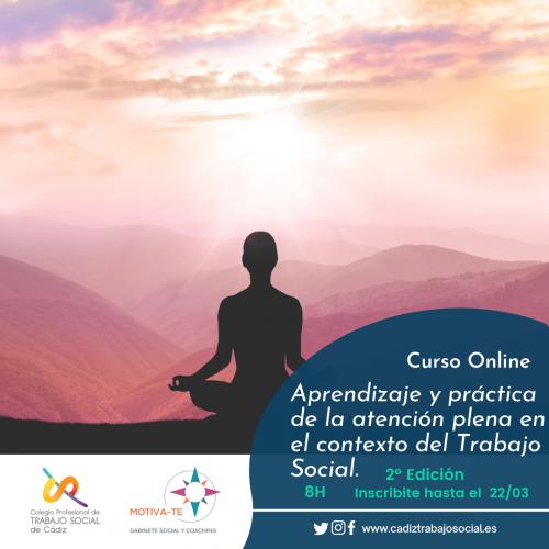 Motiva-te: curso de Mindfulness