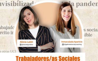 Trabajadores/as Sociales como principal recurso ante la crisis