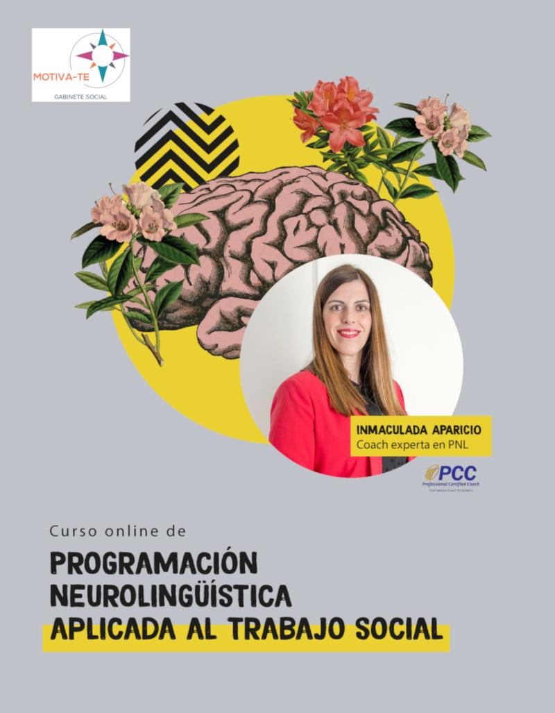 Motivate: curso Programación Neurolingüística aplicada al Trabajo Social
